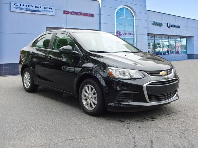 Pre Owned 2018 Chevrolet Sonic Lt Fwd 4d Sedan